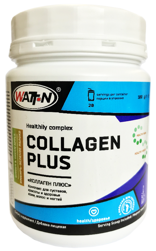 Collagen Plus / Коллаген Плюс