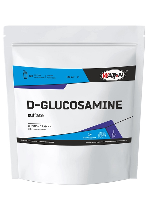 D-GLUCOSAMINE SULFATE / D-Глюкозамин сульфат